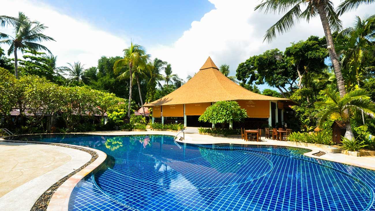Chaweng buri chaweng beach koh samui resorts hotels in for Design hotel koh samui
