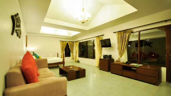 Seaview Suite Villa