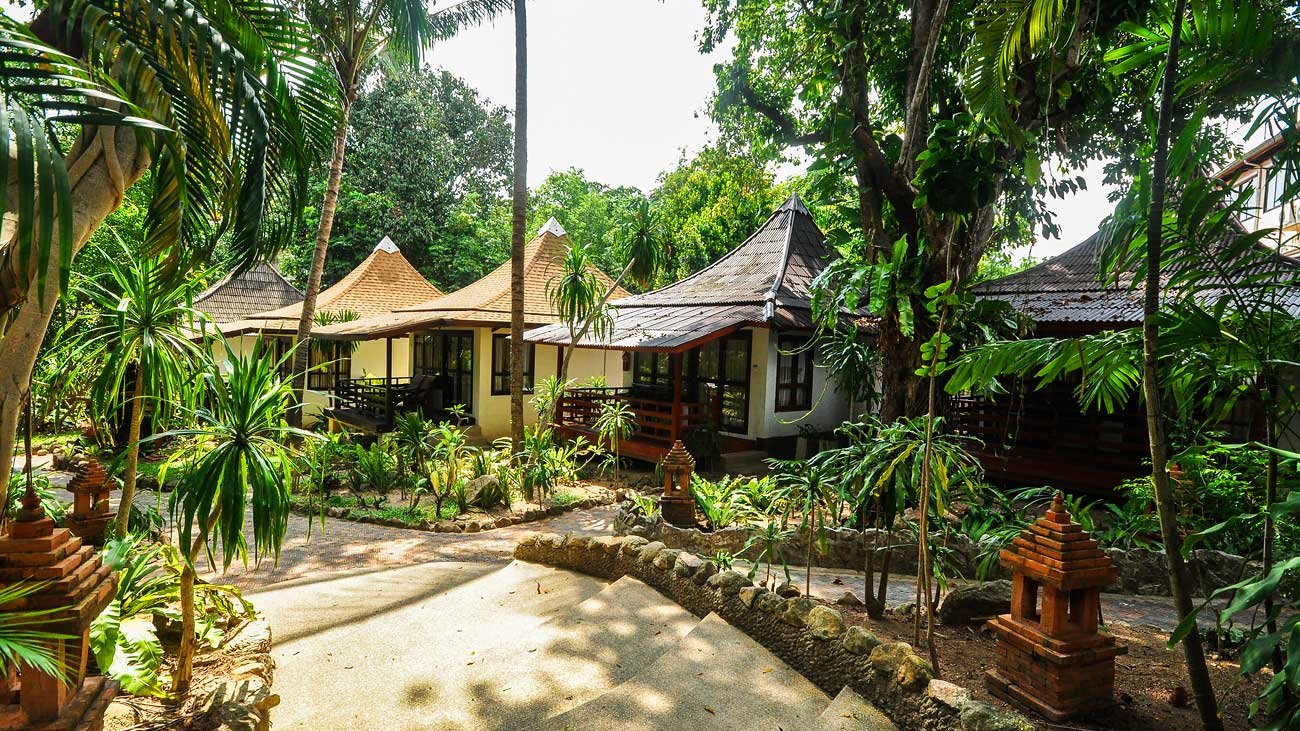 Our photo gallery koh samui resorts hotels in koh samui for Villa garden